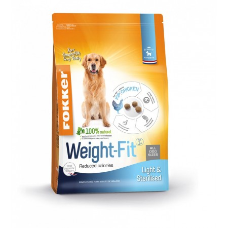 Fokker Weight-Fit 13 kg