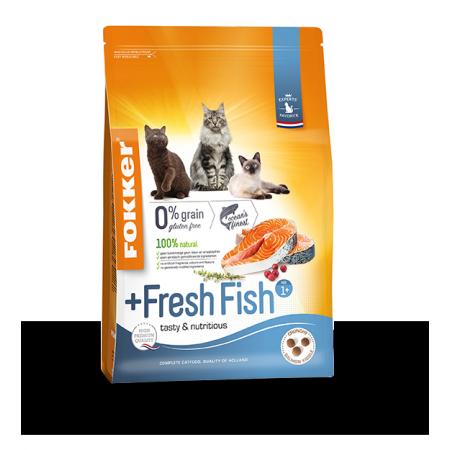 Fokker +Fresh Fish 7 kg