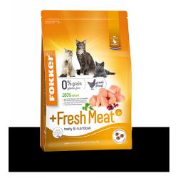 Fokker +Fresh Meat 2,5 kg