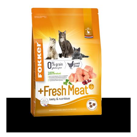 Fokker +Fresh Meat 7 kg